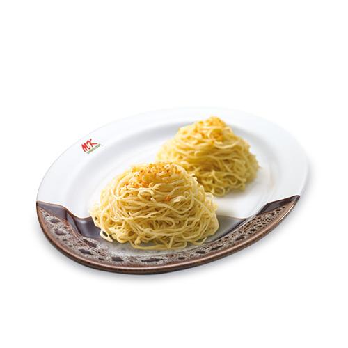 บะหมี่ไข่ 2 ก้อน